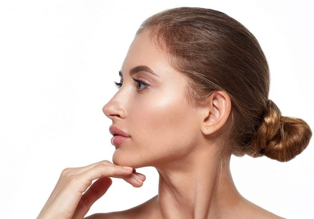 Chin filler or chin surgery